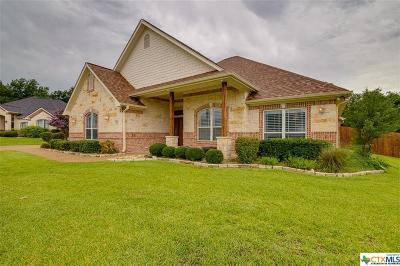 Harker Heights Single Family Home For Sale: 1701 Iron Jacket