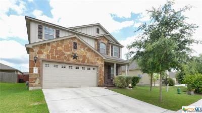 Cibolo Single Family Home For Sale: 505 Stonebrook Dr