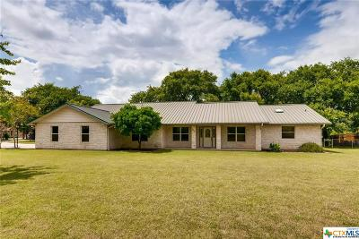 Guadalupe County Single Family Home For Sale: 866 Cottonseed Run