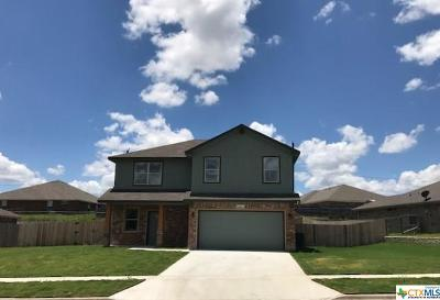 Copperas Cove Single Family Home For Sale: 2801 Curtis