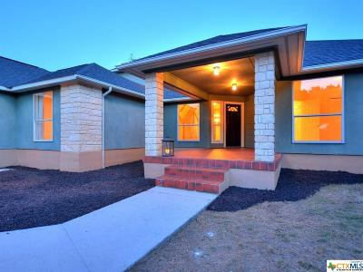 San Marcos Single Family Home For Sale: 959 Cascade Trail