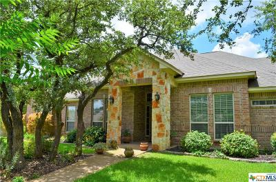 Belton Single Family Home Pending Take Backups: 13250 Marigold