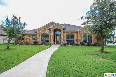 Belton TX Single Family Home Pending w/Option: $325,000