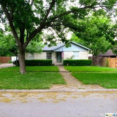 Temple Single Family Home For Sale: 1207 7th Street