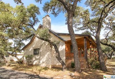Canyon Lake TX Single Family Home Pending Take Backups: $179,900