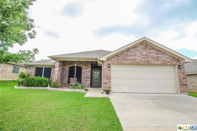Temple TX Single Family Home For Sale: $193,900