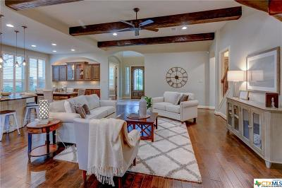 New Braunfels Single Family Home For Sale: 2550 Wallaby Circle