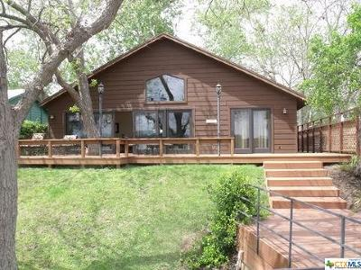 McQueeney Single Family Home For Sale: 573 Ski Lodge