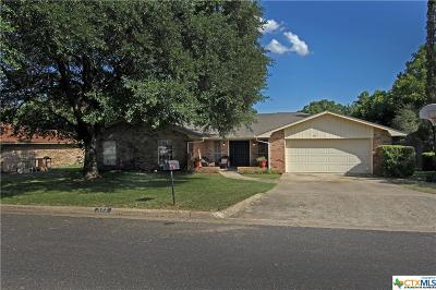 Belton Single Family Home For Sale: 505 27th Avenue