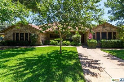 Belton Single Family Home For Sale: 2603 Beal Street