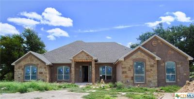 Belton Single Family Home For Sale: 8152 Jericho