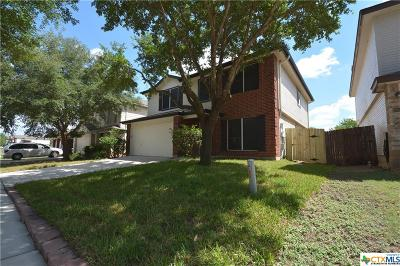 New Braunfels TX Single Family Home For Sale: $197,788