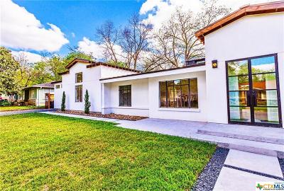 New Braunfels Single Family Home For Sale: 118 Magazine Ave
