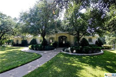 Belton Single Family Home For Sale: 4221 Lago Vista Drive