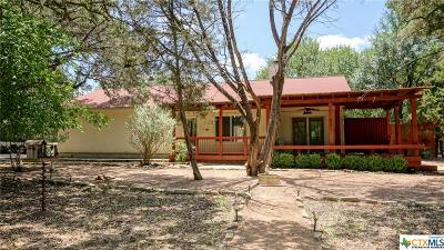 Wimberley TX Single Family Home For Sale: $230,000