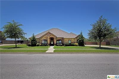 Killeen Single Family Home For Sale: 6103 Spc Laramore