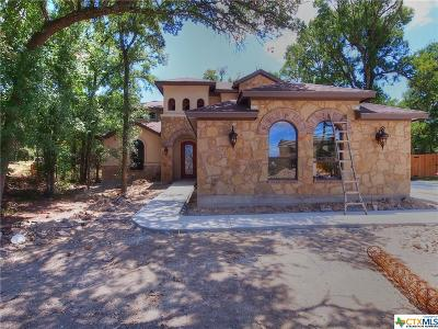 Salado Single Family Home For Sale: 1020 Woodland Bend Circle