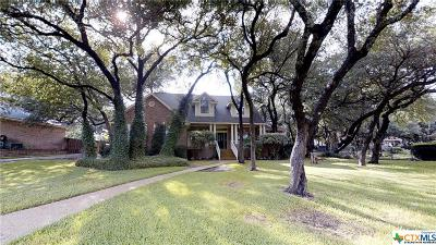 Belton Single Family Home For Sale: 1060 Crescent Drive