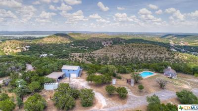 Canyon Lake Single Family Home For Sale: 1209 High Oaks