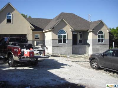 Canyon Lake Single Family Home For Sale: 1172 Johnson