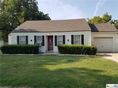 Moody Single Family Home For Sale: 202 8th Street