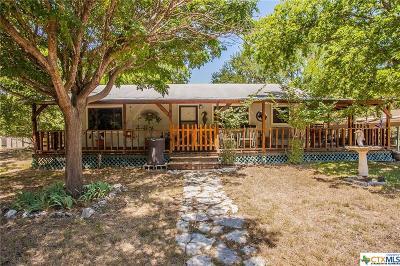 Belton Single Family Home For Sale: 39 Teakwood