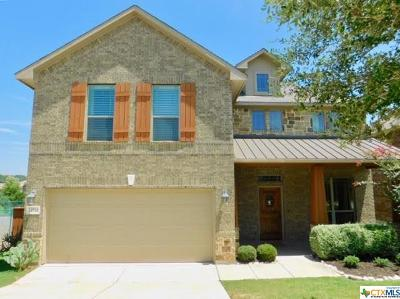 San Antonio Single Family Home Pending Take Backups: 24514 Glass Canyon