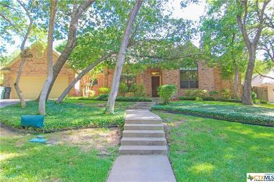 Temple Single Family Home For Sale: 3509 White Oak