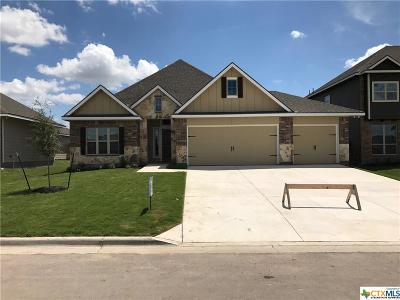 Belton TX Single Family Home For Sale: $231,900
