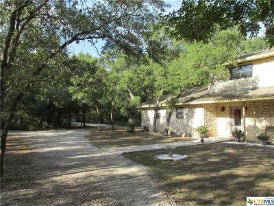 Salado Single Family Home For Sale: 6219 Amity Road