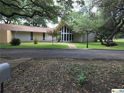 Seguin Single Family Home For Sale: 414 Hermitage