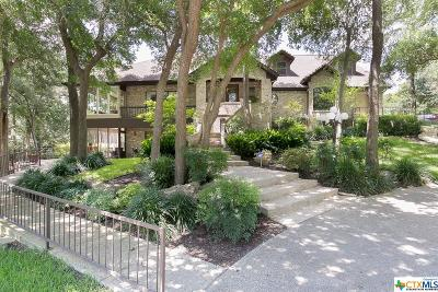 New Braunfels Single Family Home For Sale: 1320 Marys Cove