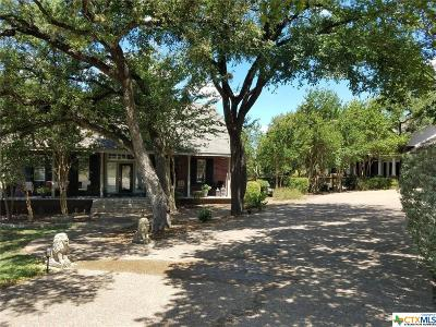 Austin Single Family Home For Sale: 12133 Fitzhugh Road