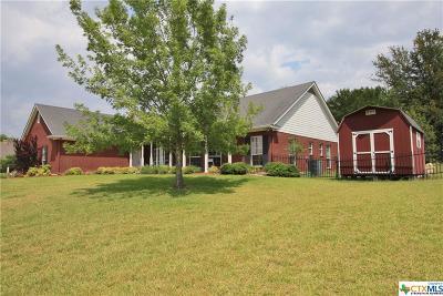 Temple Single Family Home For Sale: 4205 Hampton