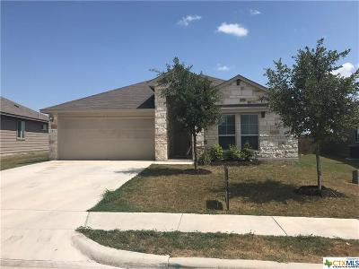 San Marcos TX Single Family Home For Sale: $203,000