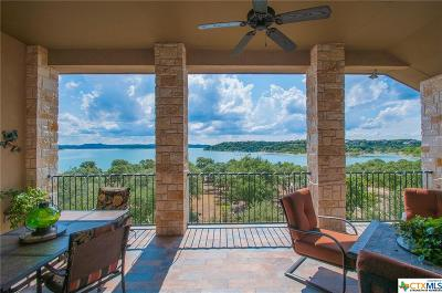 Canyon Lake Single Family Home For Sale: 2645 Lakeview Drive