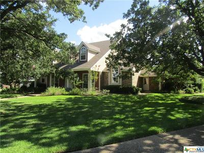 Belton Single Family Home For Sale: 3119 River Place