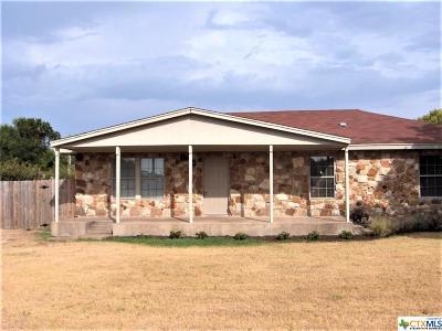 Belton Single Family Home For Sale: 1202 Highland