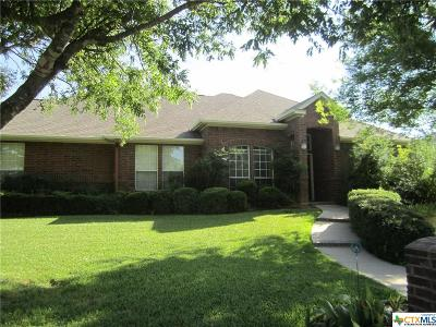 Temple Single Family Home For Sale: 2420 Holly Lane
