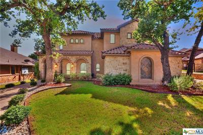Belton Single Family Home For Sale: 1186 Mescalero Trail