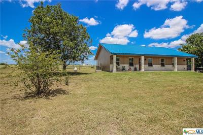 Temple Single Family Home For Sale: 4080 Cen Tex Loop