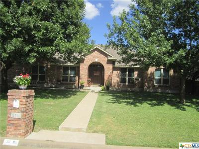 Temple Single Family Home For Sale: 311 Creek Lane