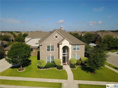 Seguin Single Family Home For Sale: 3022 Mustang Meadow