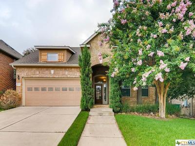 Cedar Park Single Family Home Pending Take Backups: 1008 Walsh Hill