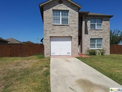 Seguin Single Family Home For Sale: 3422 Old Spanish Trail