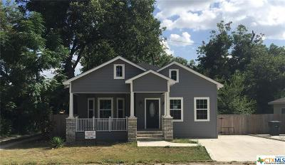 Temple Single Family Home For Sale: 313 Elm Avenue