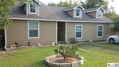 Temple Single Family Home For Sale: 1703 Adams Avenue