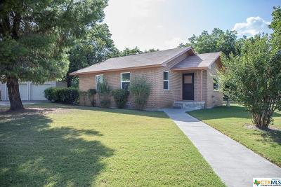 Belton Single Family Home For Sale: 116 Comay