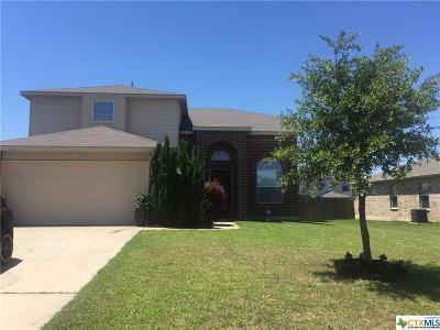 Temple Single Family Home For Sale: 119 Nairm Lane