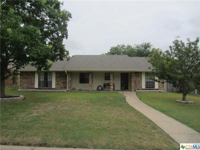 Temple Single Family Home For Sale: 4313 Ponderosa Lane